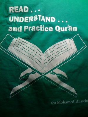 read and practice quran